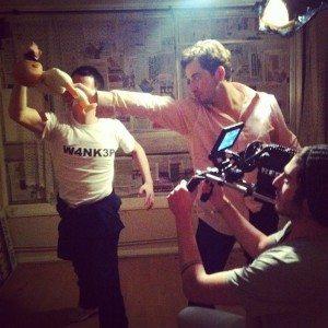 Ross Aitken - Kidnap Me - Dan Curshen & Ray Whelan shot by Fabrizio Accettulli