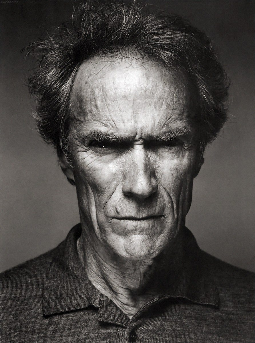Clint Eastwood Top ten...