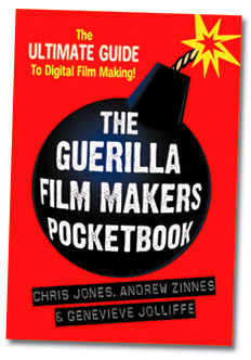 Guerilla Film Makers Pocketbook Cover